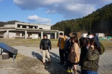 石巻ボランティア2015(第1日目)