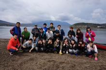 山中湖キャンプに行ってきました!